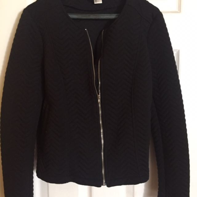 Black Fall Jacket