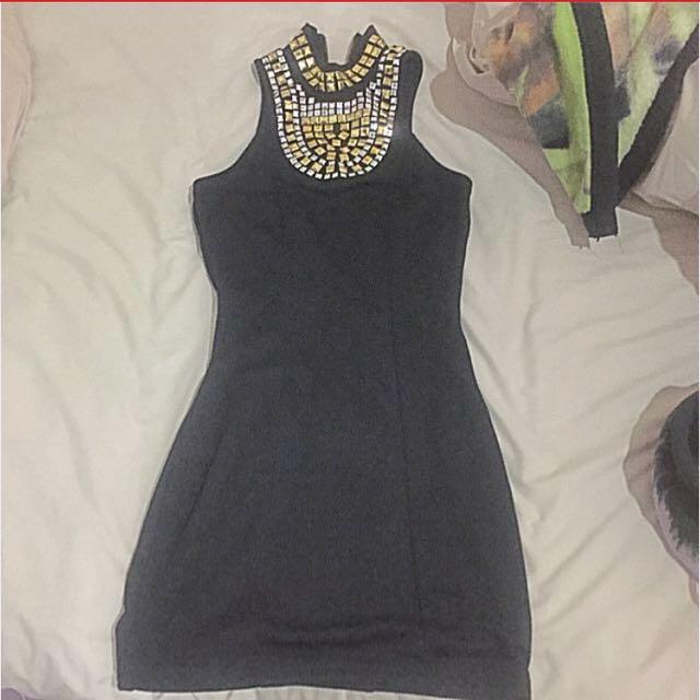 Blurr Dress