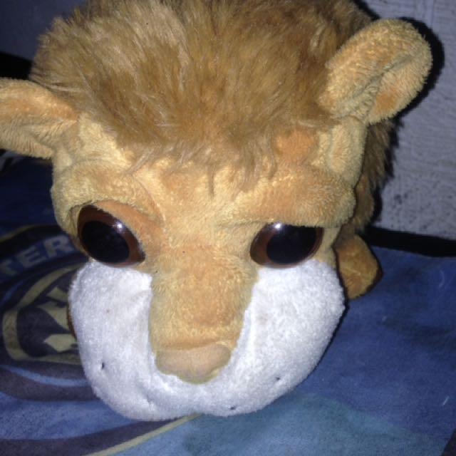 Boneka Mini Singa