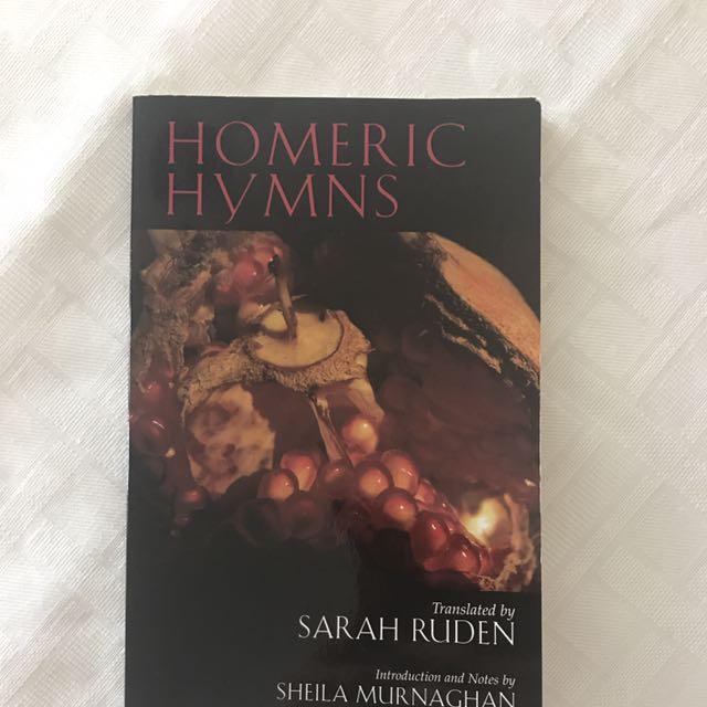 Books On Classical Greek Mythology