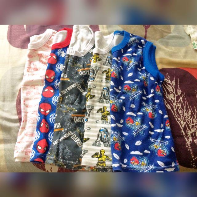 Boy's Sandos Set