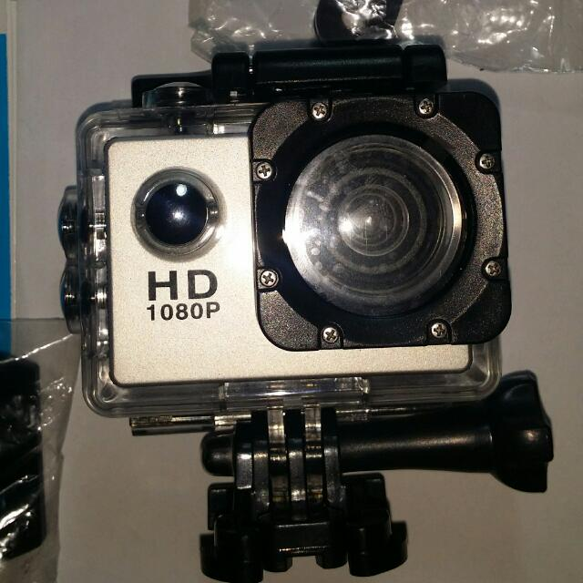 Brand New Full HD 1080p Action Camera
