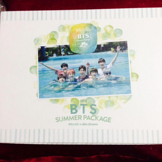 BTS 2015 Summer Package In Kota Kinabalu