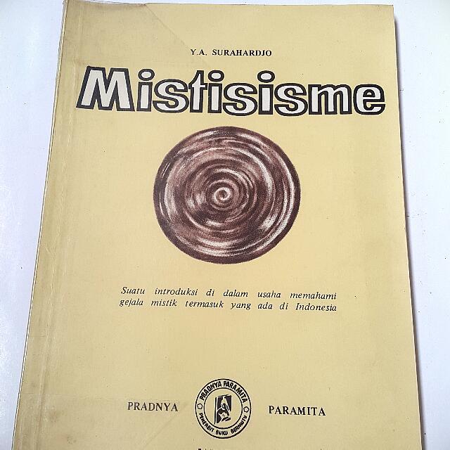 Buku Mistisisme