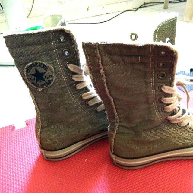 Chuck Taylor All Star Converse Size UK3 US5