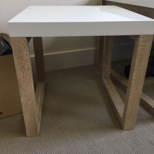 Table And Side Table