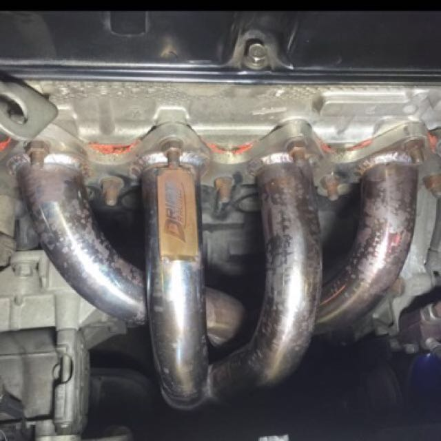 Cs3 Drift Racing Full Exhaust System