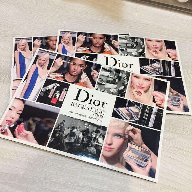 Dior變色粉漾潤唇膏+豐漾翹唇蜜試用組
