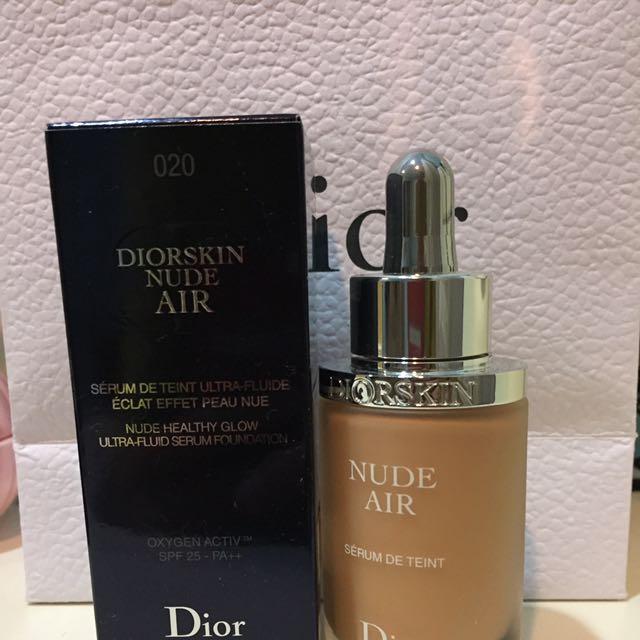 Dior 粉底液