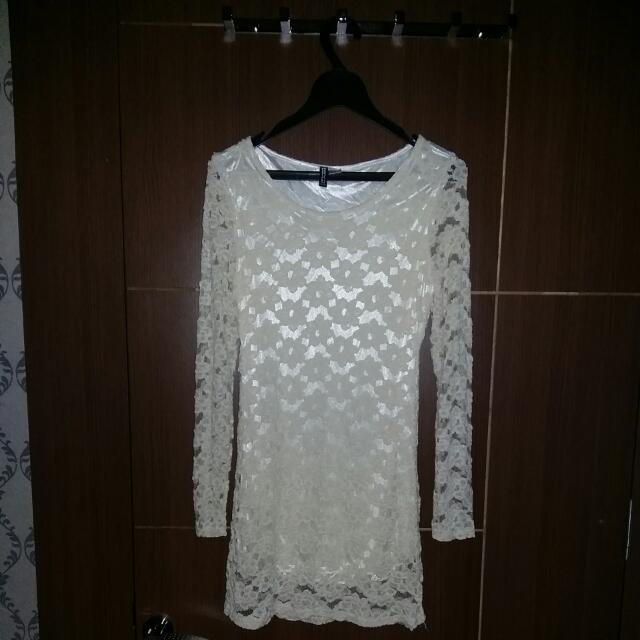 REPRICED : DIVIDED H&M : BLOUSE