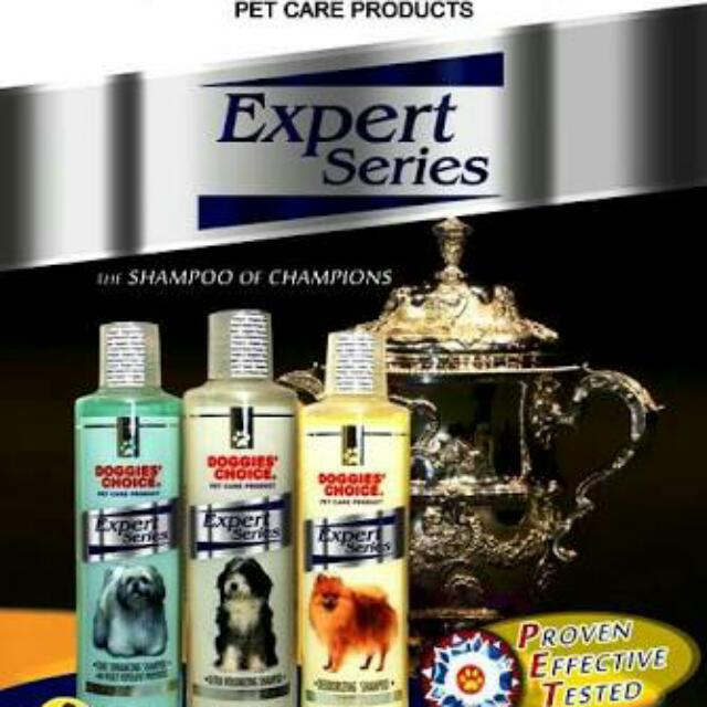 Doggies Choice Expert Series Shampoo With Conditioner 270ml