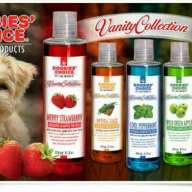 Doggies Choice Vanity Collection Shampoo With Conditioner