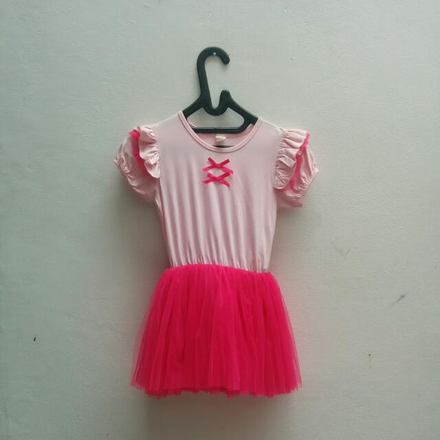 Dress Tutu Angel