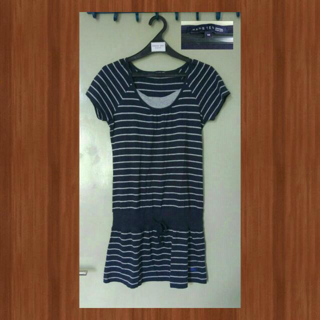 Dress Hangten Stripes