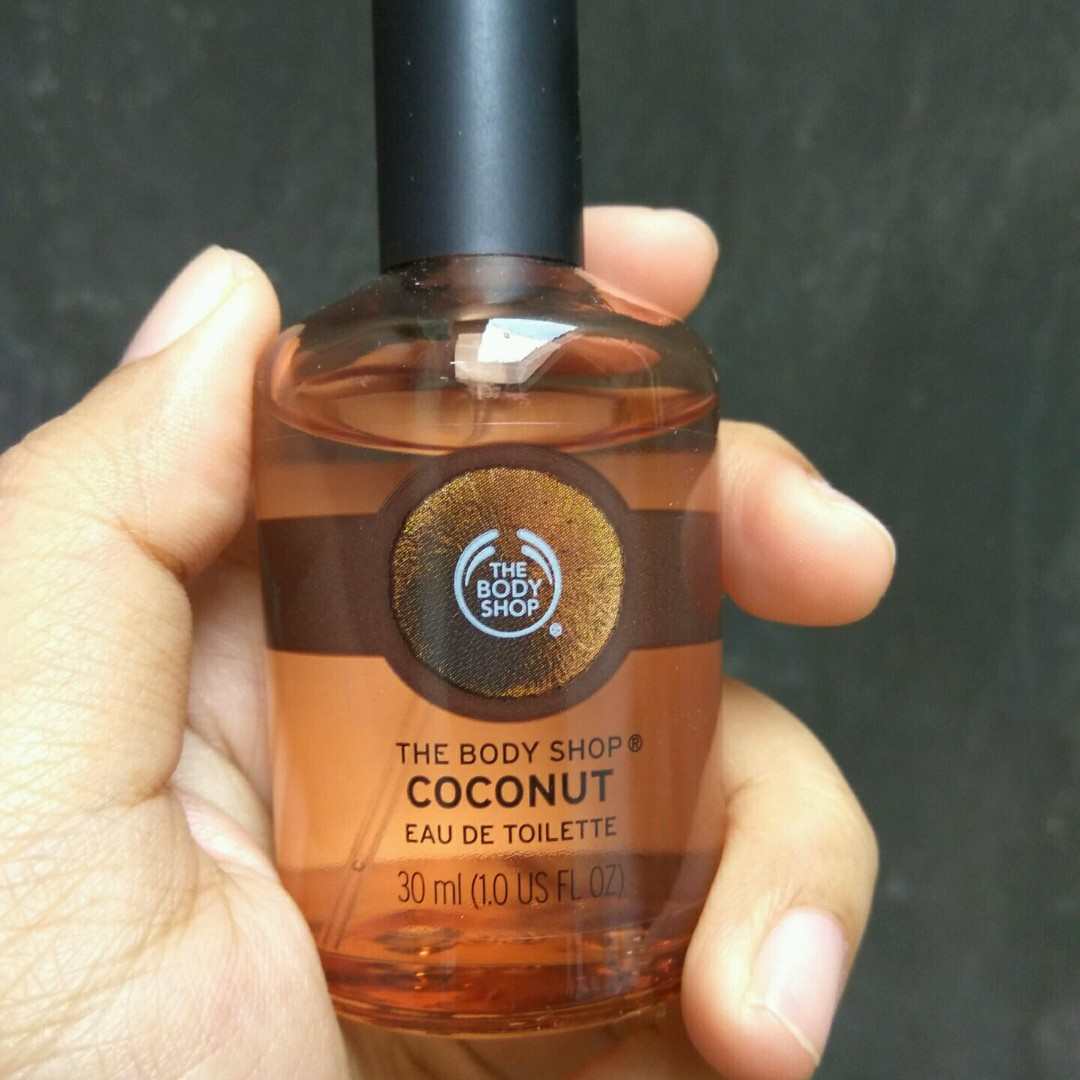 EDT The Body Shop Coconut