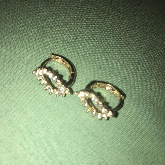 Fancy Earrings From Taiwan