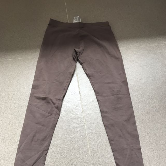 Forever 21 Brown Leggings Size Small
