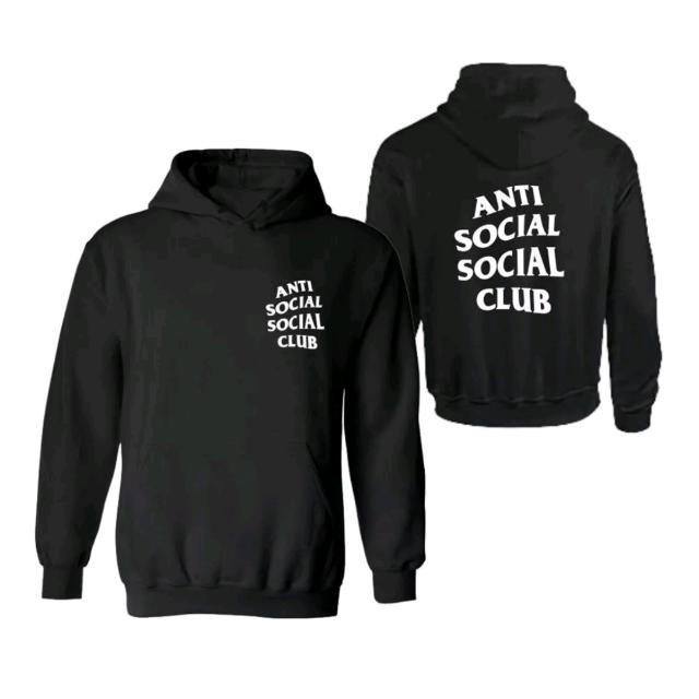 FREE POSTAGE Anti Social Social Club Jumper