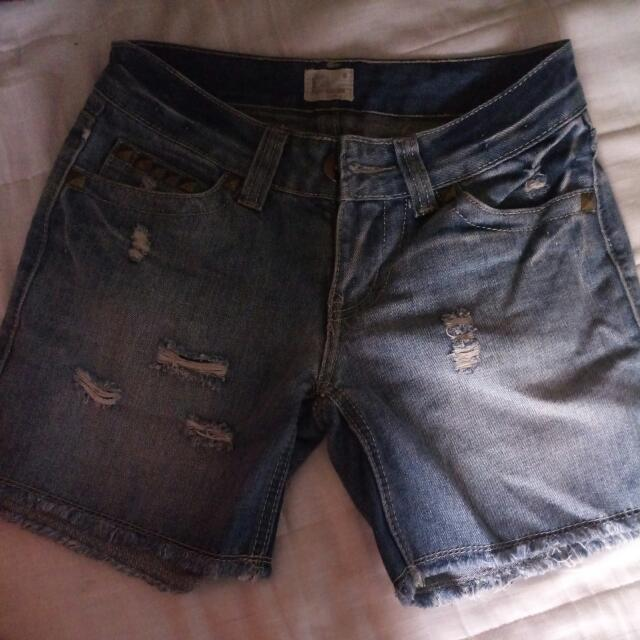 Herbench Maong Short