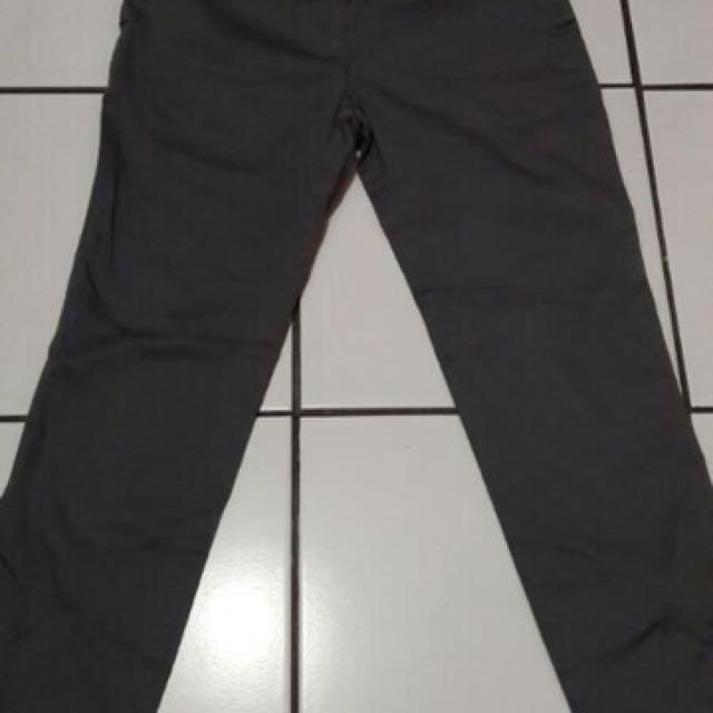 H&M Dark Grey Pants