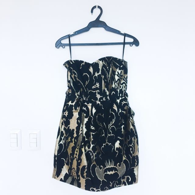 H&M Sweetheart Cocktail Dress