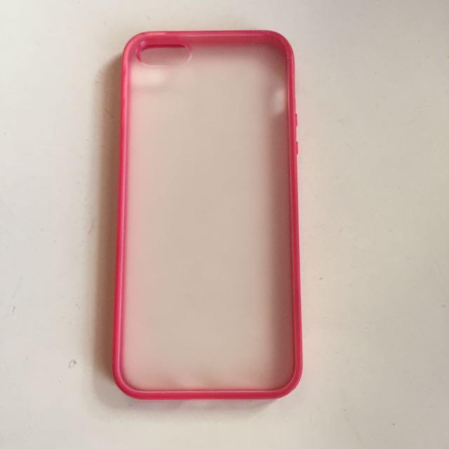 iPhone 5/5s/5se Casing