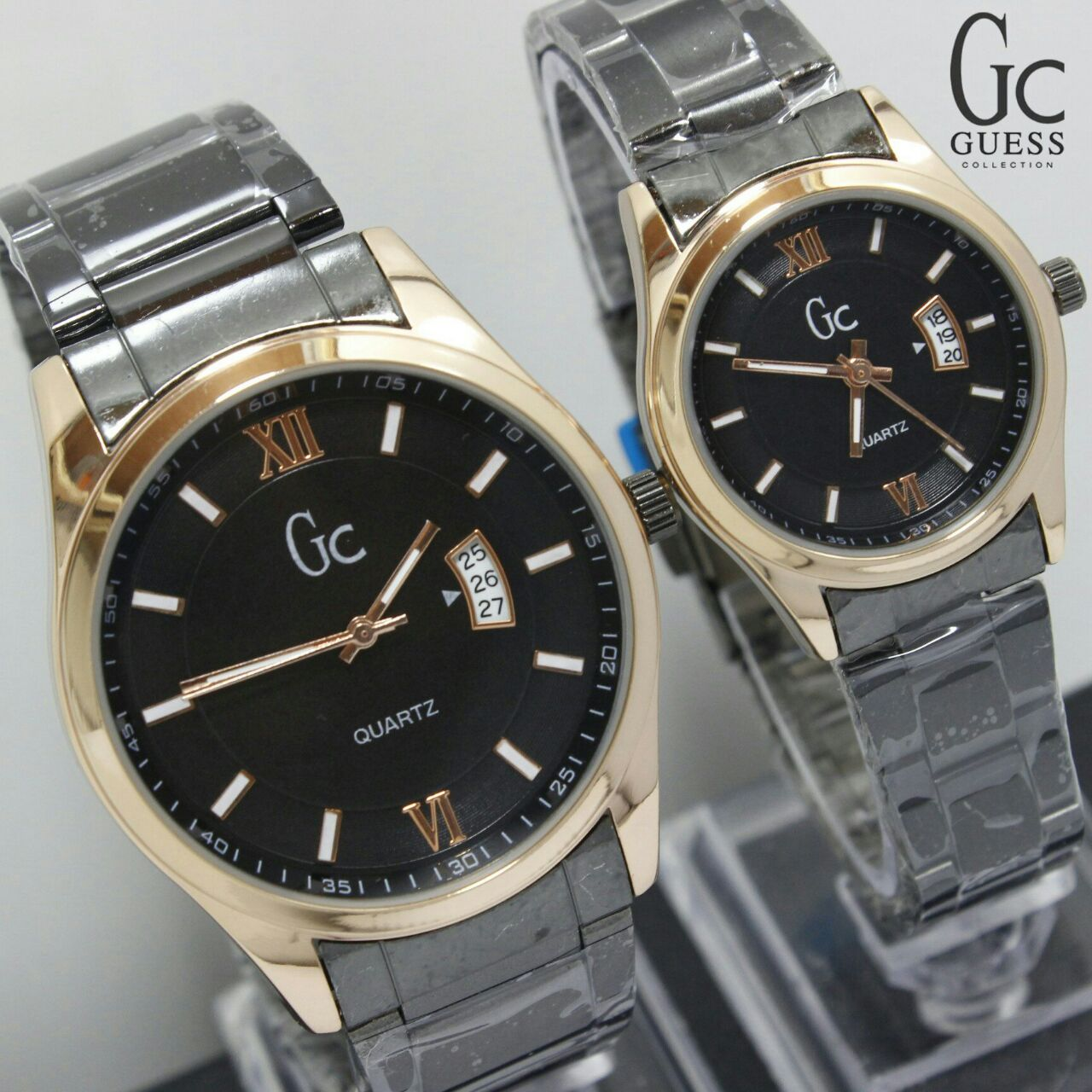 Jam Tangan Couple Fashion Rose Gold Daftar Harga Terkini Dan Swiss Navy Sn5860 Rosegold Stainless Steel Photo