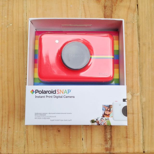 Kamera Instant Polaroid Snap