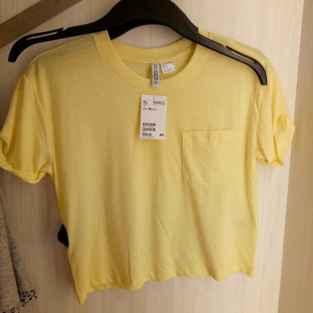 Kaos H&M, Freeong!