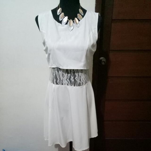 Korean Dainty Sexy Dress