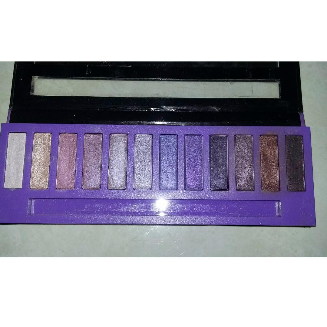 LA Girl Eyeshadow Collection ULTRA