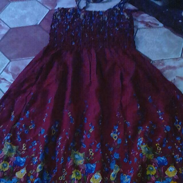 Ladies' Summer Dress