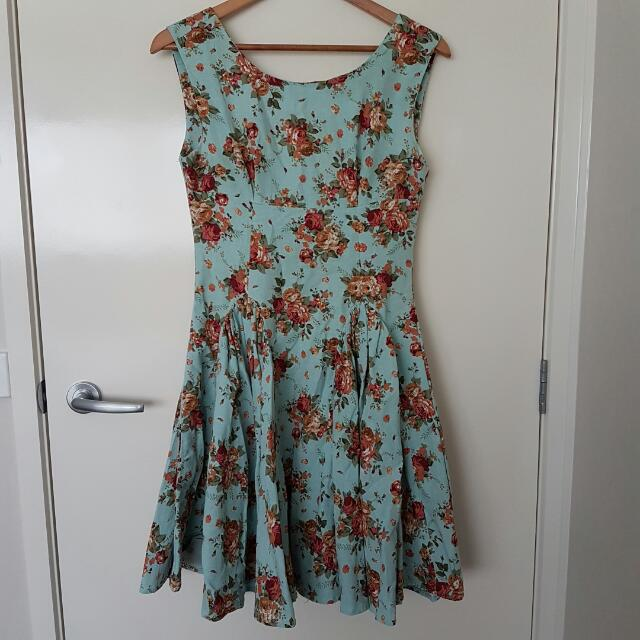 Lemisee Cotton Sundress 10