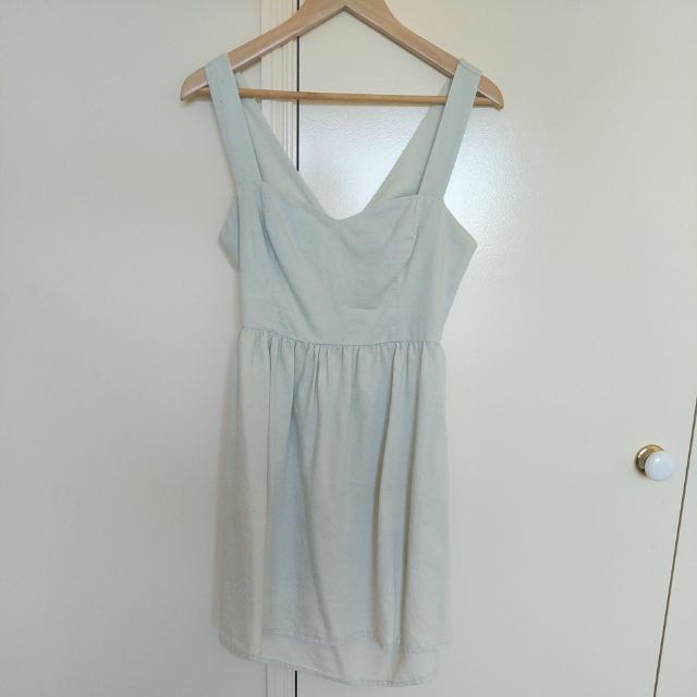 Light Blue Dress Size 12