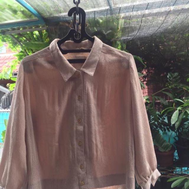Light Browny Shirt