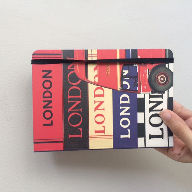 London Journal Book
