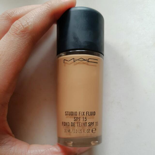 MAC Studio Fix Fluid Foundation