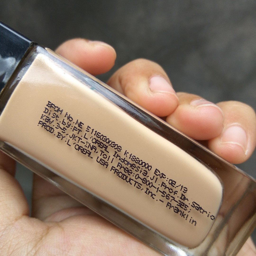 Maybelline Fit Me! Shade 128