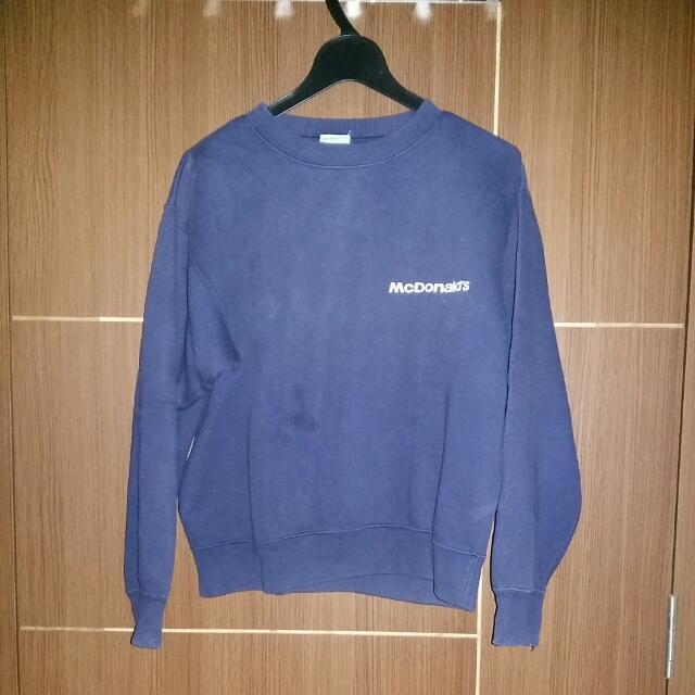REPRICED : Mc DONALD'S Sweater