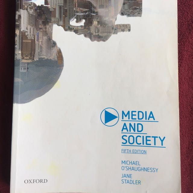 Media And Society (5th Edition)