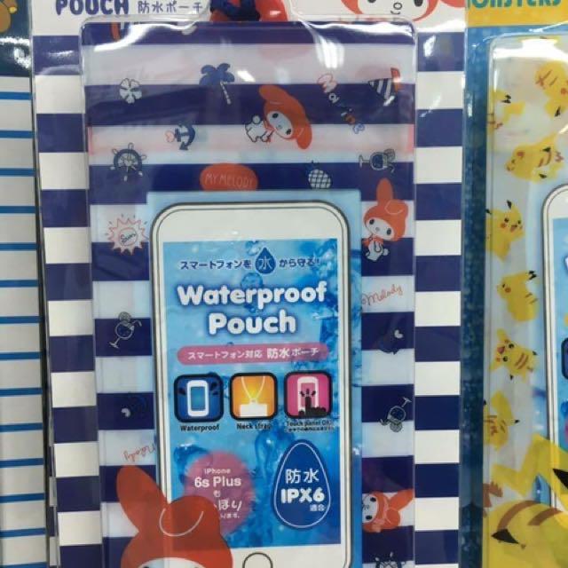 日本正貨Melody手機防水袋