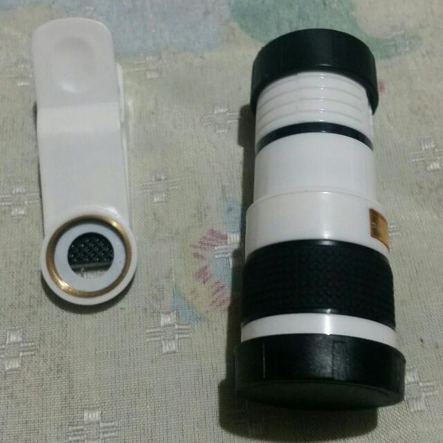 Telephoto Lens (8x)