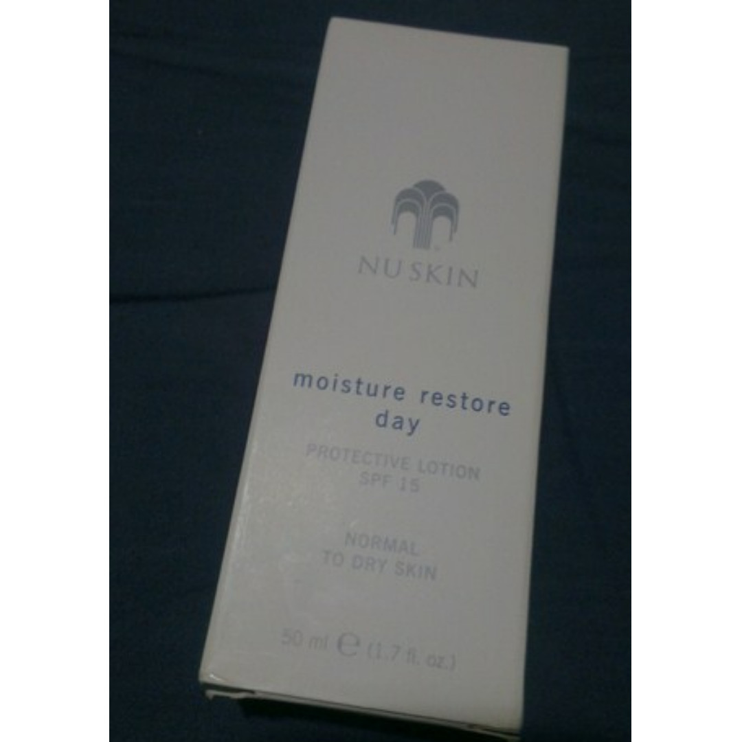 Moisture Restore Day Lotion (Norm/Dry) - Krim Siang Utk Kulit Kering