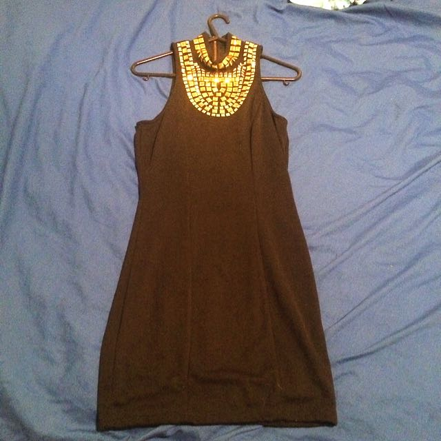 Never Worn 'Blurr' Dress
