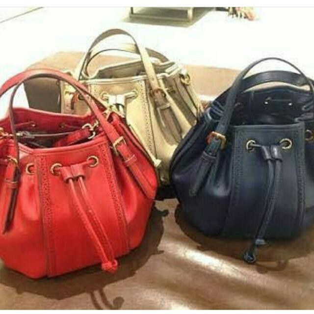 New C n K Bucket Bag Original