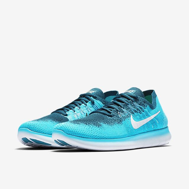 406180549da Nike Free RN 2017 Flyknit (Men) - Blue Lagoon Legend Blue Polarized ...
