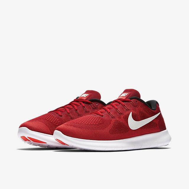 c31244774e52 Nike Free RN 2017 (Men) - Game Red Track Red Total Crimson Off White ...