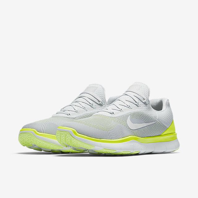 6d9348dddb6c7 Nike Free Trainer V7 (Men) - Pure Platinum/Ghost Green/Off White ...