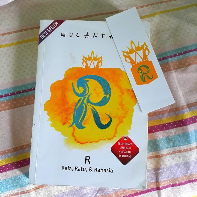 Novel R Karya Wulanfadi