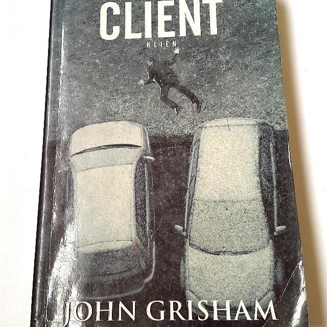 Novel The Client John Grisham